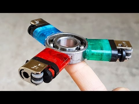 4 Amazing Life Hacks Or Spinner Toys