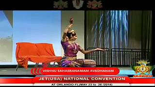 JET Convention Orlando FL May 2014 -Acharya Trayam Nrutya Natika