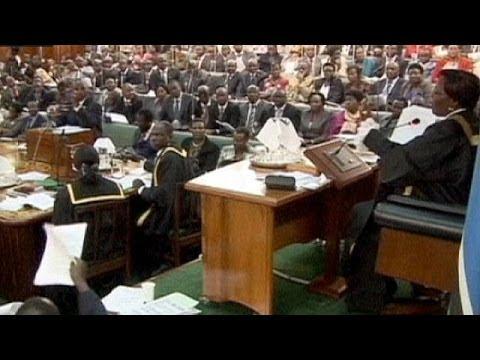 Uganda passes anti-gay law giving life sentences