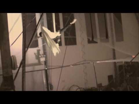 Vertical 3-Ring Circus Trailer