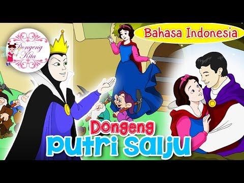 KISAH PUTRI SALJU  (Bahasa Indonesia) ~ Dongeng Anak Dunia | Dongeng Kita