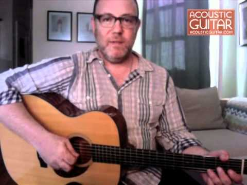 Adam Levy Songwriting Lesson from Acoustic Guitar -