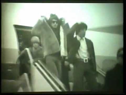 Rolling Stones Arrive Netherlands Brian Jones Interview 1966