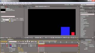 60 Second After Effects Tutorial : Parenting -HD-