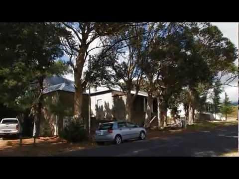 Video over Paarl in Kaapse Wijnlanden in Zuid-Afrika