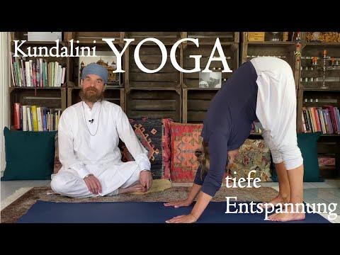 Yoga für eine wohltuende Entspannung & die Selbst-Heilung deines Körpers (deutsch)