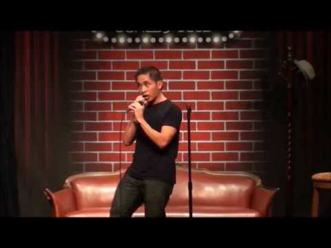 2013 LA COMEDY FESTIVAL AUDITION - KRIS CHACON Stand up