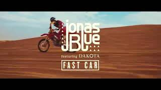 Jonas Blur Fast Cars Music Video