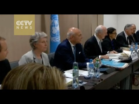 UN Syria envoy hopes Geneva peace talks will resume in May