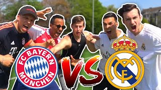 FC BAYERN (LEWANDOWSKI) vs REAL MADRID (RONALDO) CHALLENGE | BROTATOS