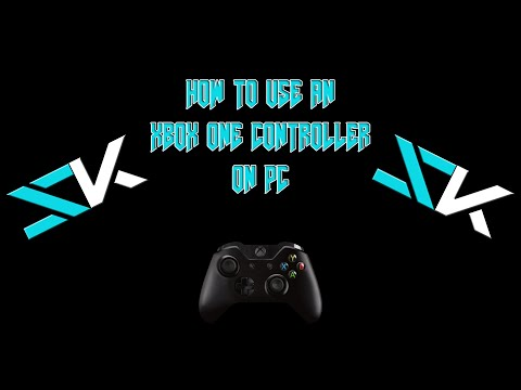 How to: Xbox One Controller on PC
