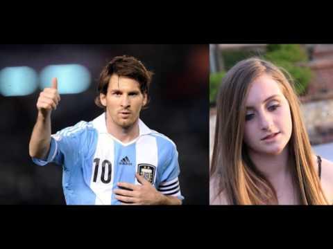 """""""Messi es un pecho frío"""" - Vanessa Sabella"""