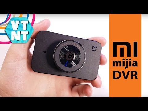 Xiaomi DVR 2017 Авто видео регистратор за $70