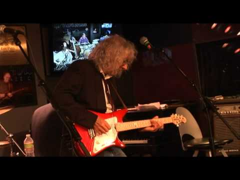 Albert Lee with Les Paul's Trio at the Iridium, NY 2010 Part 1