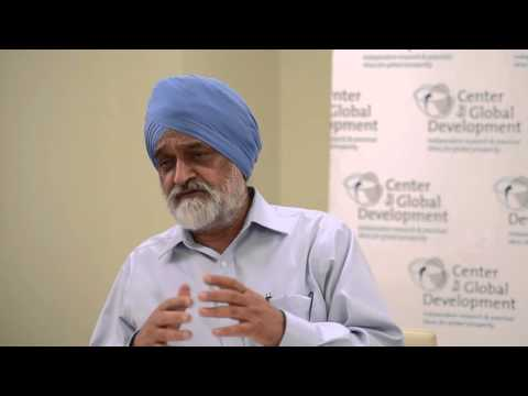 Can MDBs Help End Poverty? – Podcast with Montek Ahluwalia