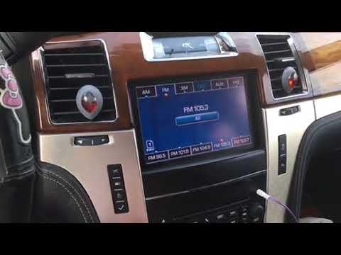 Bose Audio System!
