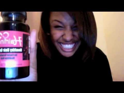 DOCUMENTING: Hairfinity Month One (Big Chop & Before Pics)