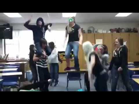 Cheboygan Middle School Harlem Shake