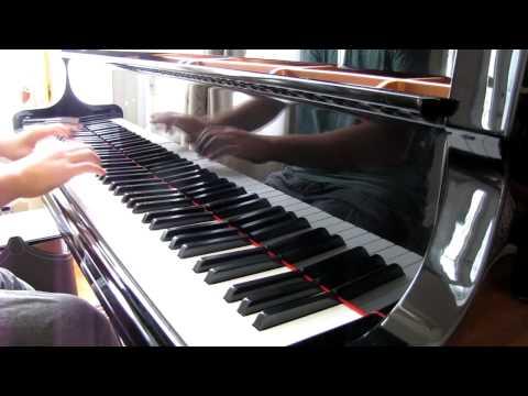 Altima - Burst The Gravity - Piano (Accel World アクセル・ワールド)