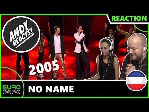 ANDY REACTS! No Name - 'Zauvijek Moja' (Serbia & Montenegro 2005) EUROVISION REACTION!