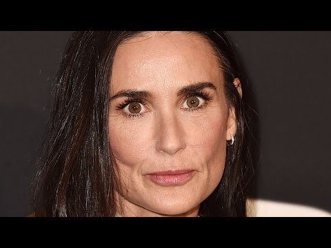 Download Lagu The Real Reason We Don't Hear From Demi Moore Anymore MP3 Free