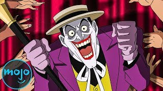 Top 10 Funniest Mark Hamill Joker Moments