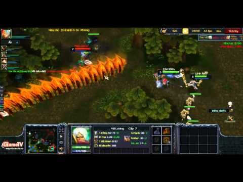 [GameTV 3Q CH 1] 1stvn vs Khu Pho 2 – BK 2 – Bo 3 ngày 9-12-2012