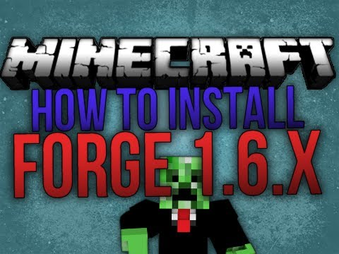 How to Install Forge [WORKING]