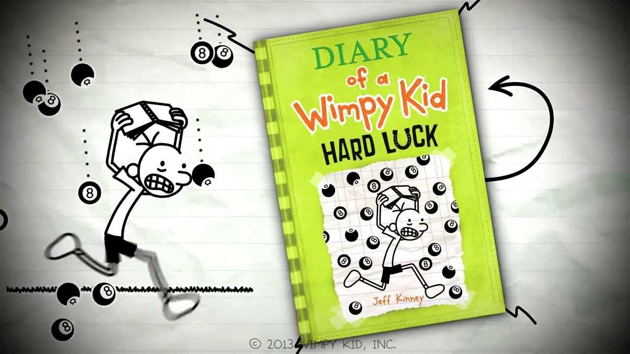 Diary Of A Wimpy Kid Trailer Hard Luck