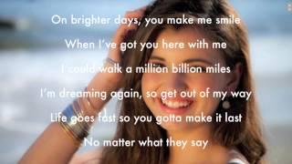 Watch Rebecca Black Sing It video