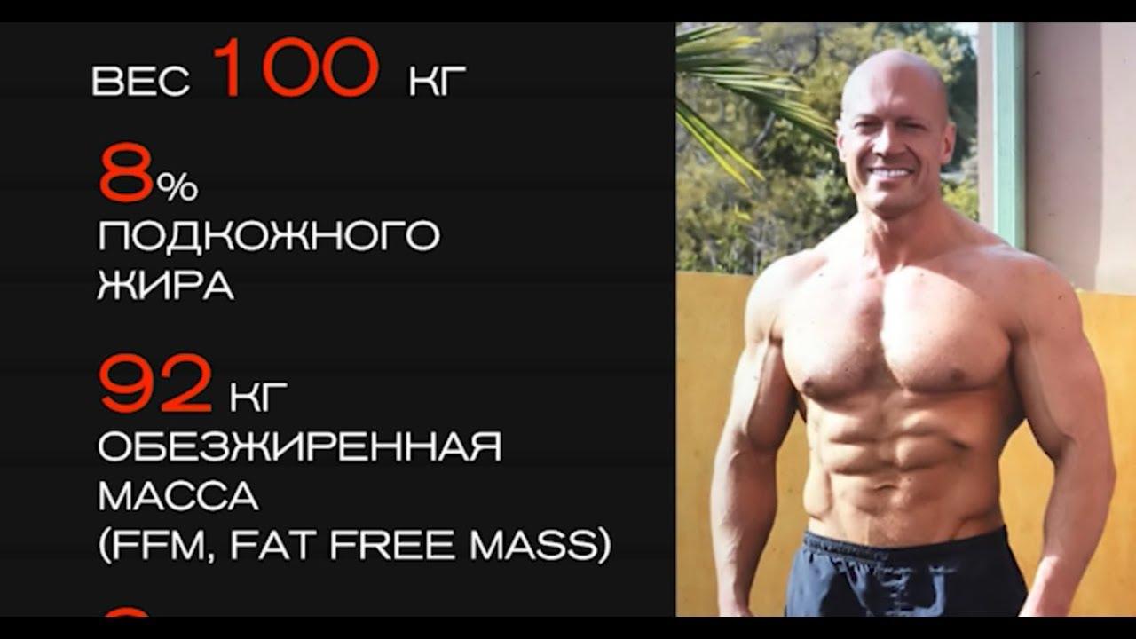 Как похудеть не набирая мышечной массы