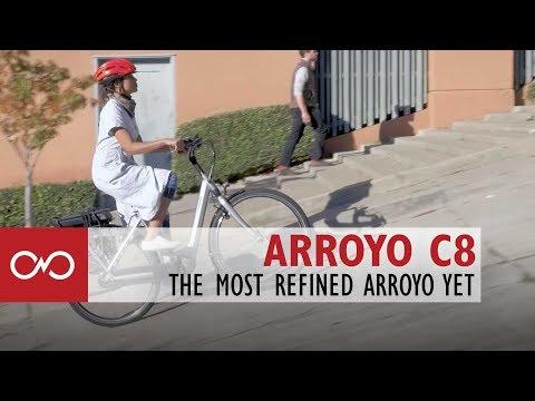 Review: Gazelle Arroyo C8 Electric Bike