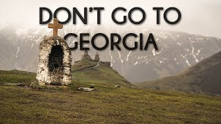 Don't go to Georgia - Travel film by Tolt #10