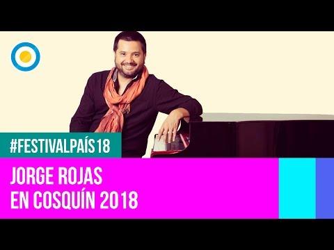 Festival País '18 - Jorge Rojas en el Festival Nacional de Folklore de #Cosquín2018
