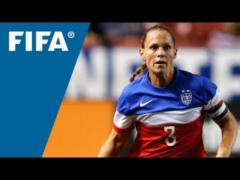 Rampone: A career in World Cups