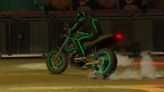 GTA 4 - AMAZING Bike Drifting