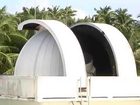 AFN Diego Garcia News Break - GEODDS