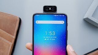 Asus ZenFone 6: Swivel Camera Magic!