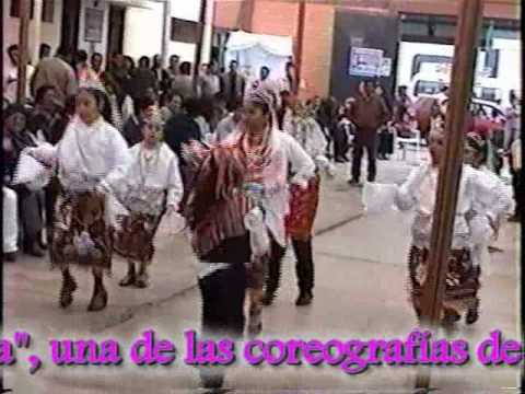 PALLAS INFANTILES de V�spera [1] [2003] . Llata, Huamal�es, Hu�nuco.