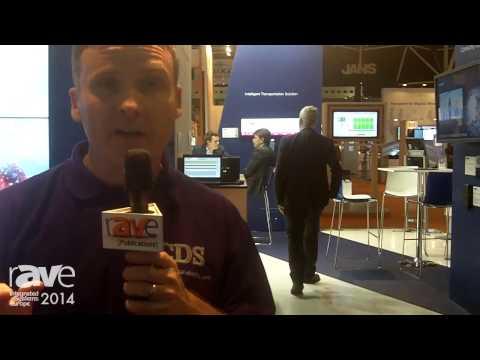 ISE 2014: Crystal Display Systems Intros Digital Multi-Display Shelf Edge