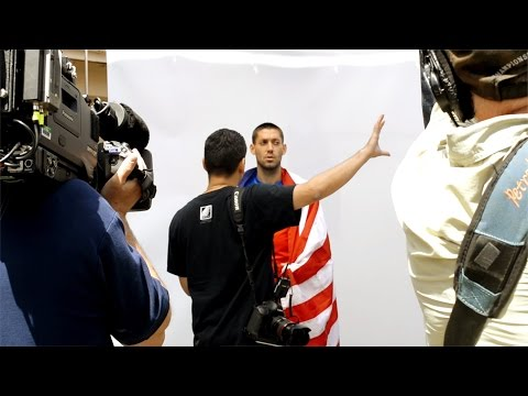 Clint Dempsey & Team USA - Sports Illustrated World Cup Preview Issue
