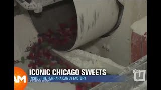 A Look Inside the Ferrara Candy Factory