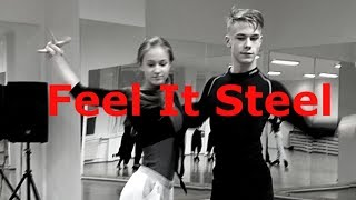 Download Lagu Portugal. The Man - Feel It Still / Jive / ballroom dance Gratis STAFABAND