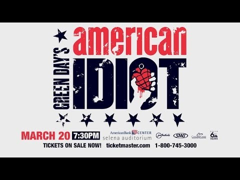 Green Day's American Idiot - March 20, 2014