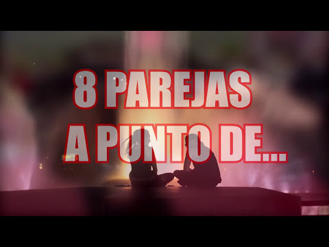 8 PAREJAS PILLADAS A PUNTO DE...