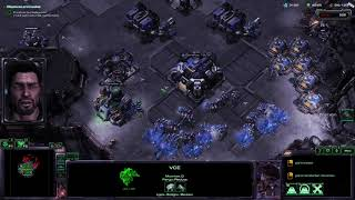 StarCraft II, Wings of liberty, mision 13
