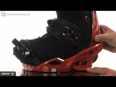 Burton EST Bindings - How to Setup & Adjust