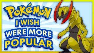 Pokemon I Wish Were More Popular