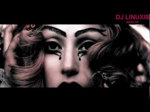 Madonna & Lady GaGa  & Britney Spears & Others - Give Madonna All Gaga`s luvin (DJ Linuxis Mash Up)