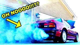 Rescuing The Cheapest FC3S RX7 Turbo II From Its Grave | Part 3